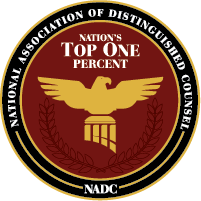 Gabroy Law Office's NADC Logo