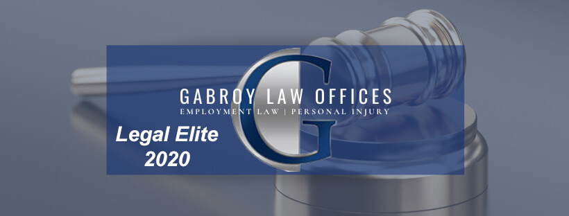 "Christian Gabroy is Included in the Annual Nevada Business Magazine's ""Legal Elite"" List of Nevada"
