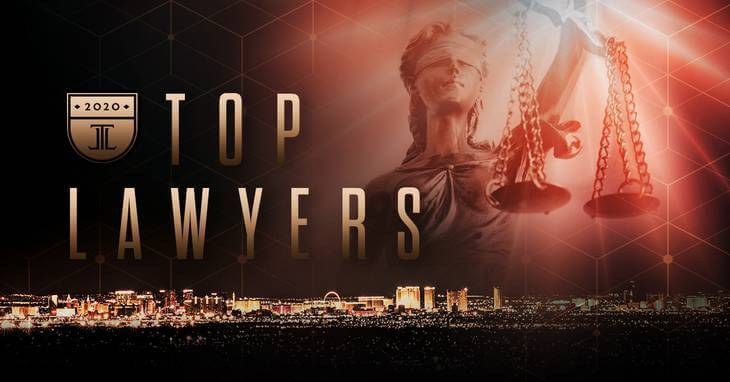 Christian Made the Vegas Inc's 2020 Top Lawyers List!