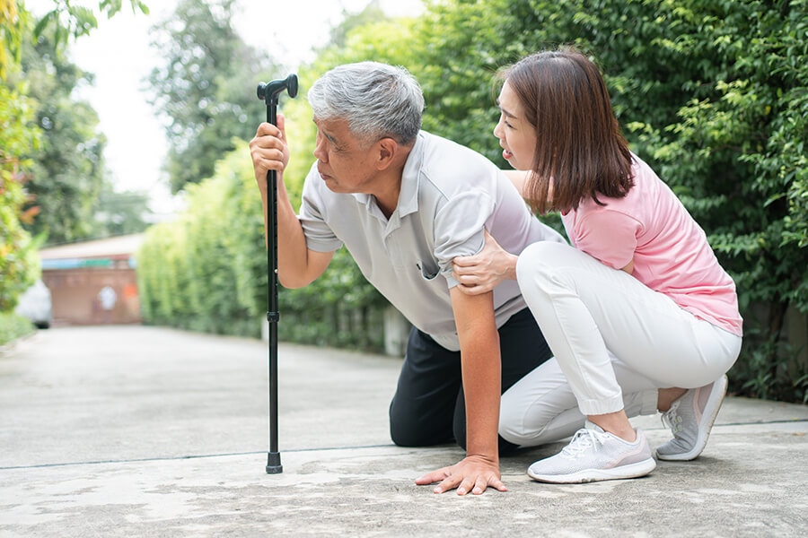 Ways To Prevent Slip And Fall Accidents In The Elderly