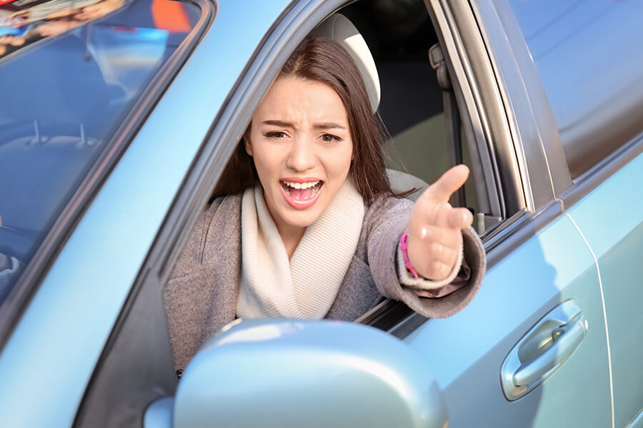 What Is A No-Contact Car Crash And Can I File A Claim?