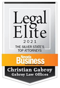 Nevada Business legal elite